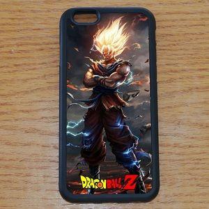 Accessories - Dragon Ball iPhone 7 plus 8 6 6S 5 5S SE case