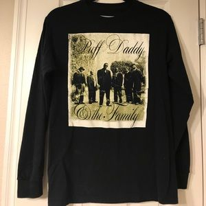"""Puff Daddy & The Family"" Graphic Tee"