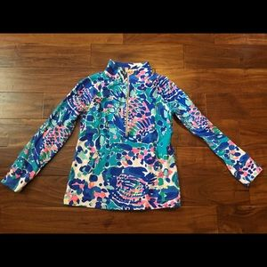 Lilly Pulitzer Hit the Spot popover