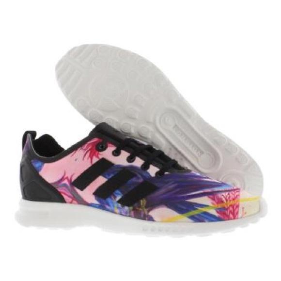 764d8e2886aa Adidas ZX FLUX Smooth Rainbow