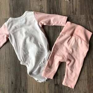 H&M Matching Sets - H&M Newborn Set; size 0 - 1m; Cotton 95%
