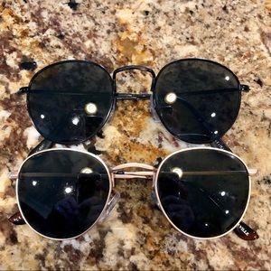 Brandy Melville Circle Sunglasses
