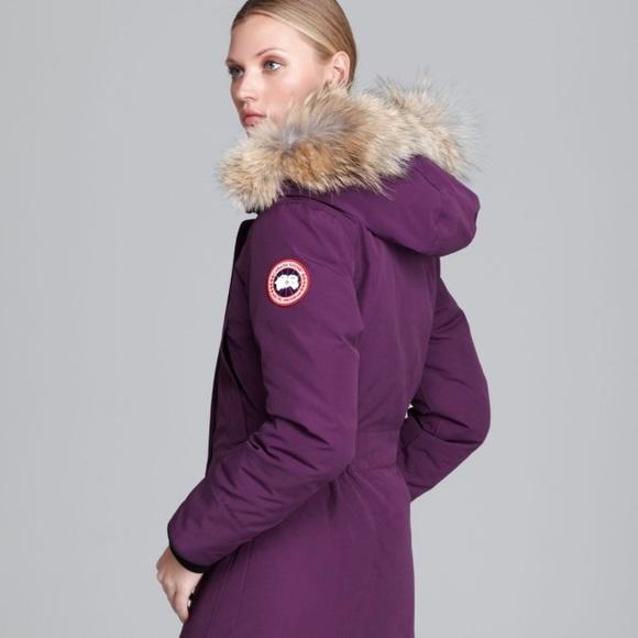 canada goose jacket trillium
