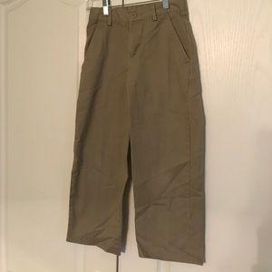 Austin Trading Co Boys Dress/Uniform Khaki Pants