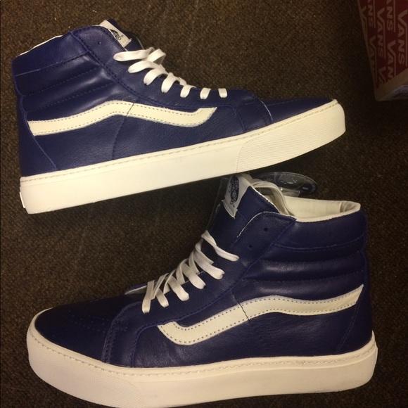 4d16f52446 NEW VANS CA BLUE SK8 Hi