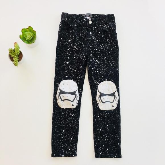 e6176a4f H&M Bottoms | Boys Hm Star Wars Jeans | Poshmark