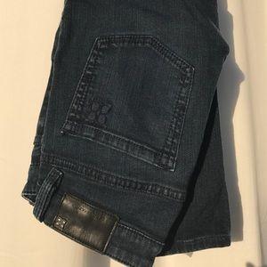 BCBG jean leggings