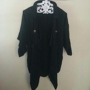 ASOS Rolled Sleeve Jacket