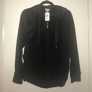 Black maternity jacket! Brand new!