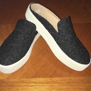12ba9b5c80d35 bp Shoes - NWOT BP Monika Platform Sneaker Mule