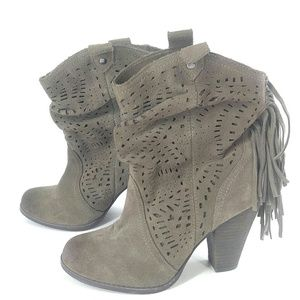 Naughty monkey suede slouch boots