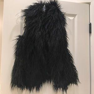 Black further vest