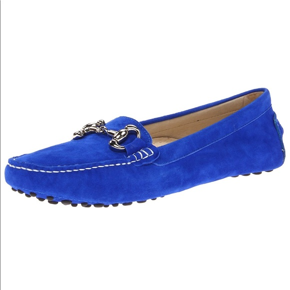 e0ca9506d08 Patricia Green Women s Milly Moccasin Cobalt Blue