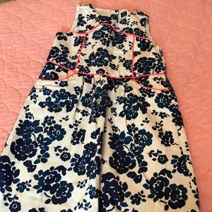 Janie and Jack floral dress 7
