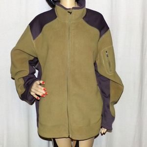 Warm Jacket Tek Gear Size L