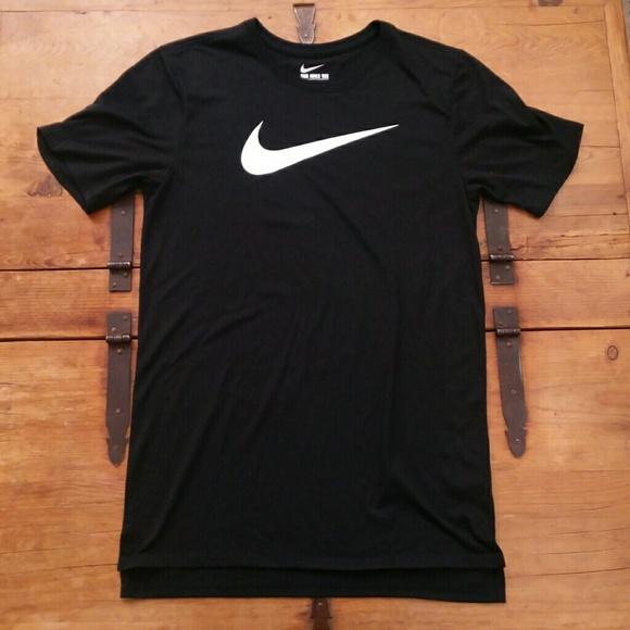 8245aecb Nike Shirts   Fly Droptail Drifit Swoosh Logo Mens Tshirt   Poshmark