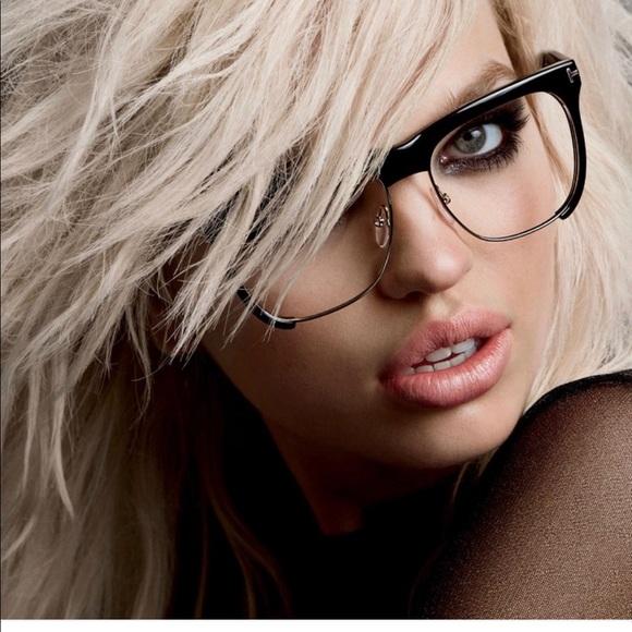 9074a0db085cd Tom Ford Thea glasses TF366 001 Black Gold. M 5a107399522b45737902529d