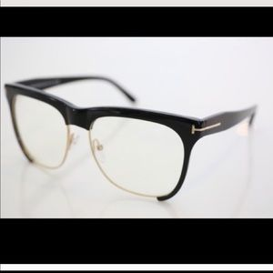 Tom Ford Thea glasses TF366 001 Black Gold