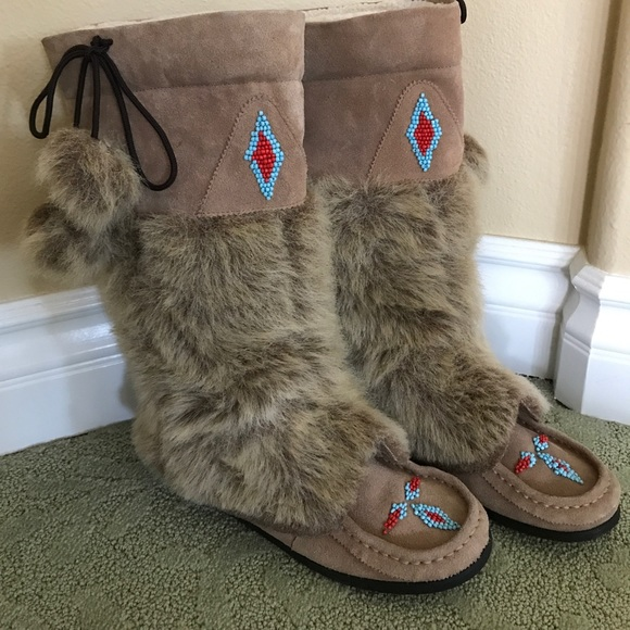 undefeated x outlet store sale hot products Steve Madden Shoes | Moccasin Style Boots | Poshmark