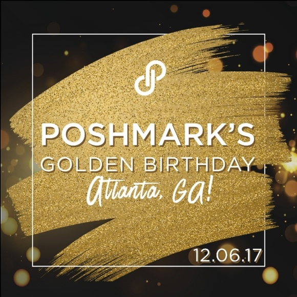 PoshmarkTurns6 Other - Atlanta Posh n Sip Dec 6th @6pm