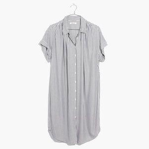 Madewell central shirtdress button down sz M