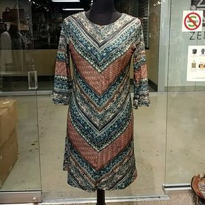 Young Threads multi color dress