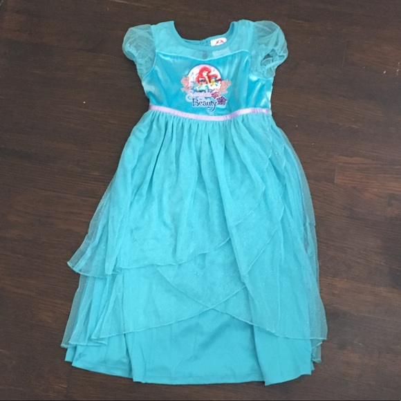 726a4e26d2 Disney Other - Disney s Little Mermaid Ariel nightgown