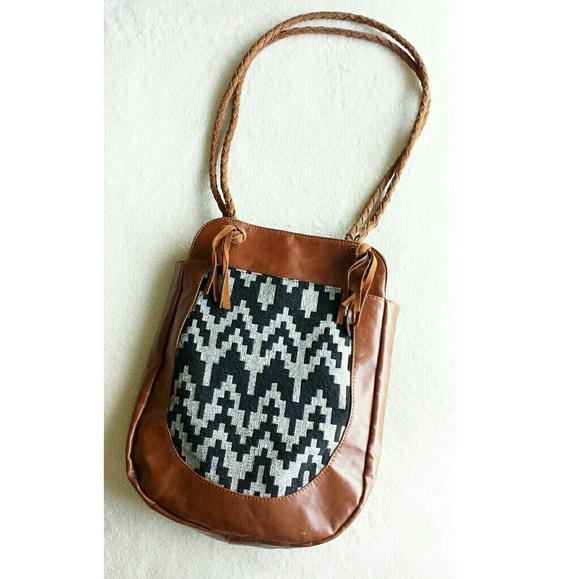Handbags - Tribal Aztec Boho Fringe Bag Purse Tote 84fbb979b07d7