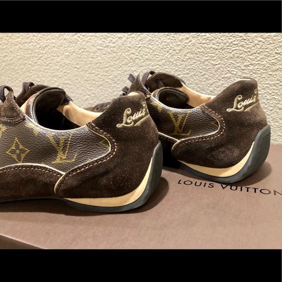 8e5dcde7c6e44 Louis Vuitton Other - Louis Vuitton Men s Racer Sneakers   MOD GO0087