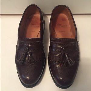 Allen Edmonds Bridgeton Leather Loafers 8.5