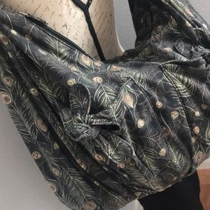 Urban outfitters Peacock Bag
