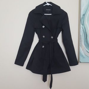 Express trench jacket