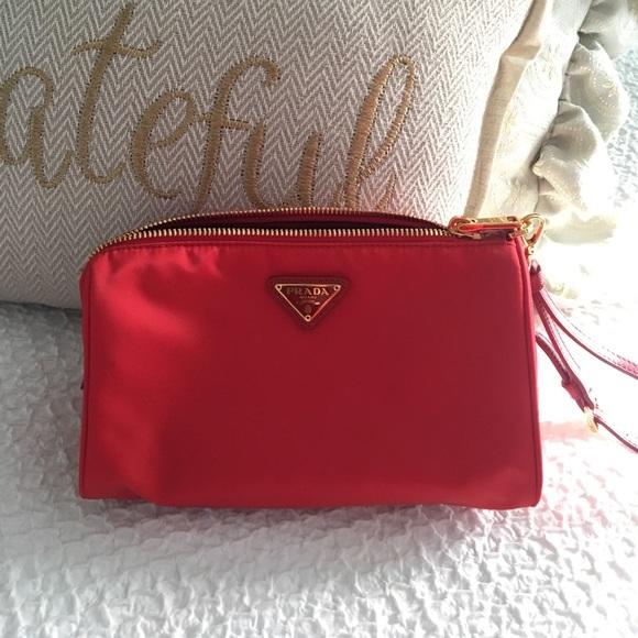 Prada Bags   Nwt Milano Cosmetic Mall Bag   Poshmark 6eee4fdf87