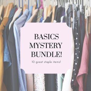 Tops - 10 Item Mystery Bundle!