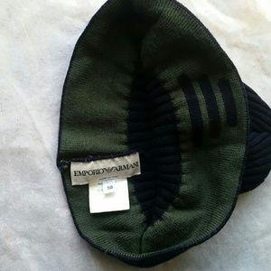 Emporio Armani Accessories - Emporio armani hat