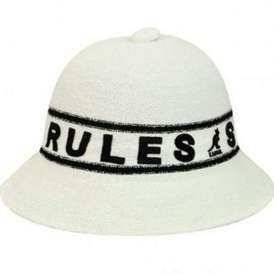 Kangol Bermuda Band No Rules Bucket Hat