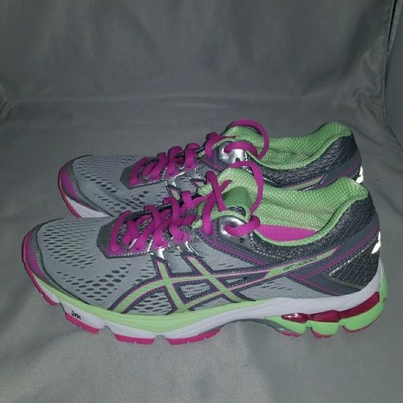 e3b62ad4 Women's Asics GT-1000 4 Running Shoes Size-8