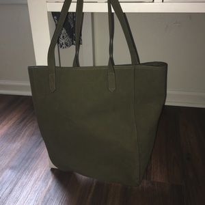 Old navy bag