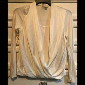 Michael Kors Draped Top