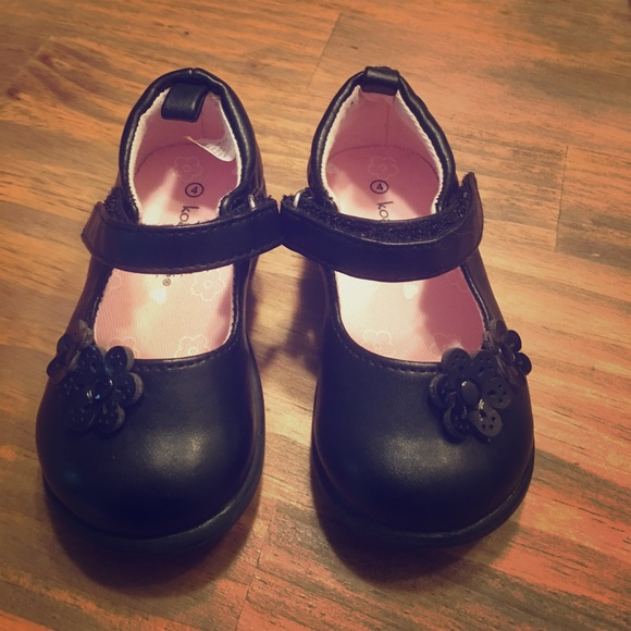 Koala Kids Shoes Baby Girl Black Dress Size 4 Poshmark