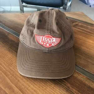 Lucky Brand baseball hat