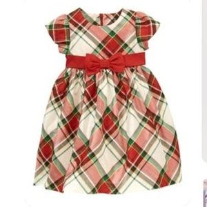 gymboree dresses gymboree plaid christmas dress - Plaid Christmas Dress