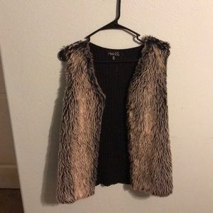 Rue 21 fur cover up