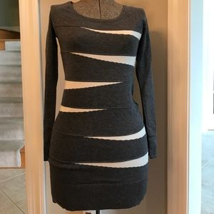 Gray sweater dress Size Junior Small