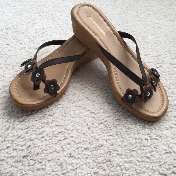 9b421c8e239 City Classified Shoes - City Classified Flat Sandals