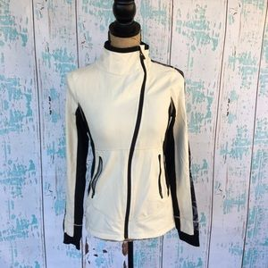 Cynthia Rowley size small track workout jacket