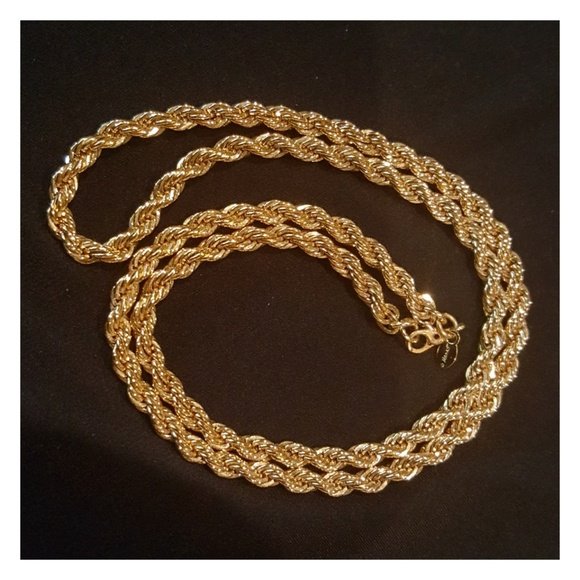 Monet Jewelry Chain Necklace Poshmark