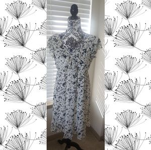Converse All Star Floral Dress