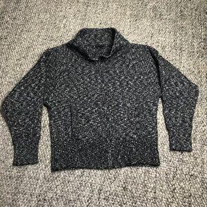 Anne Klein XL Zip Up Sweater