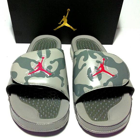 61ce2309d0771e Men s Size 12 Jordan Hydro Slides Sandal s
